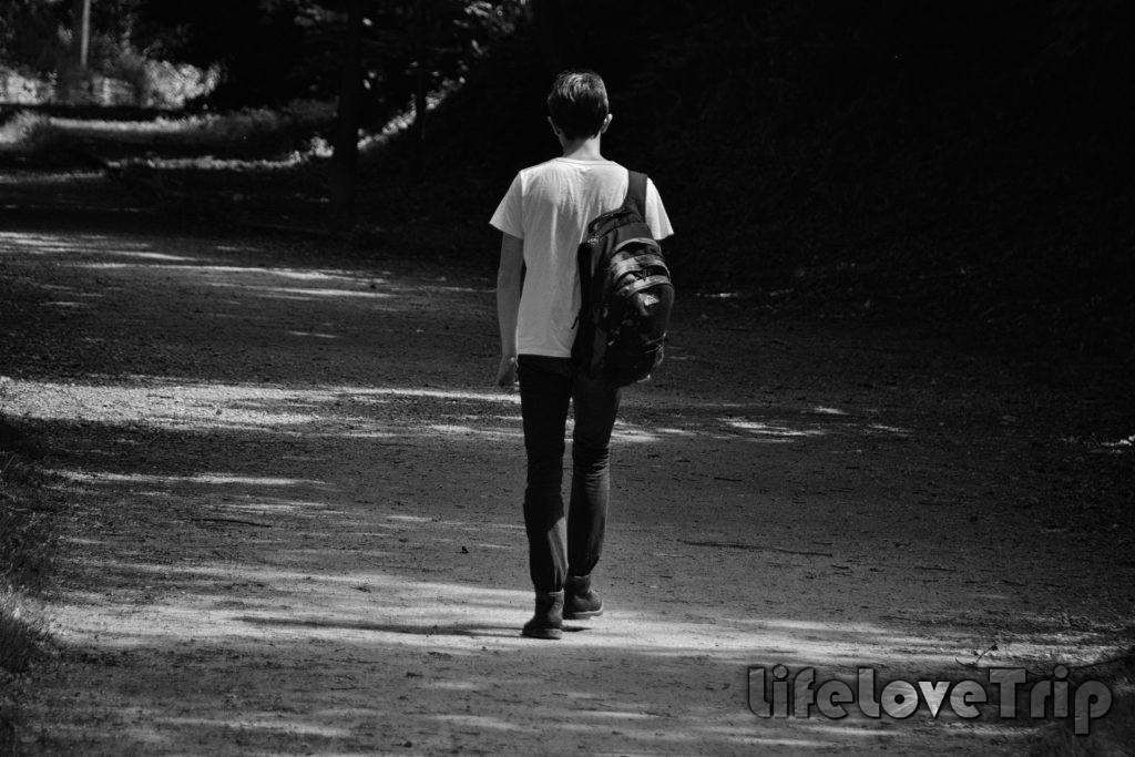 одиночество иногда бывает сознательным выбором