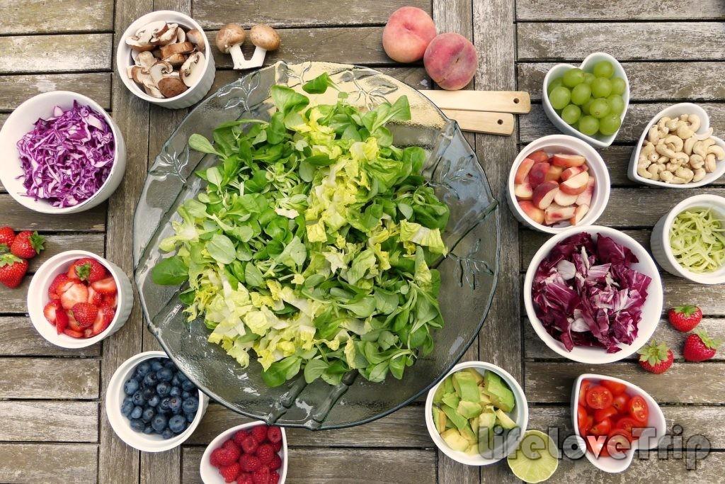 салаты при диете необходимы желудку