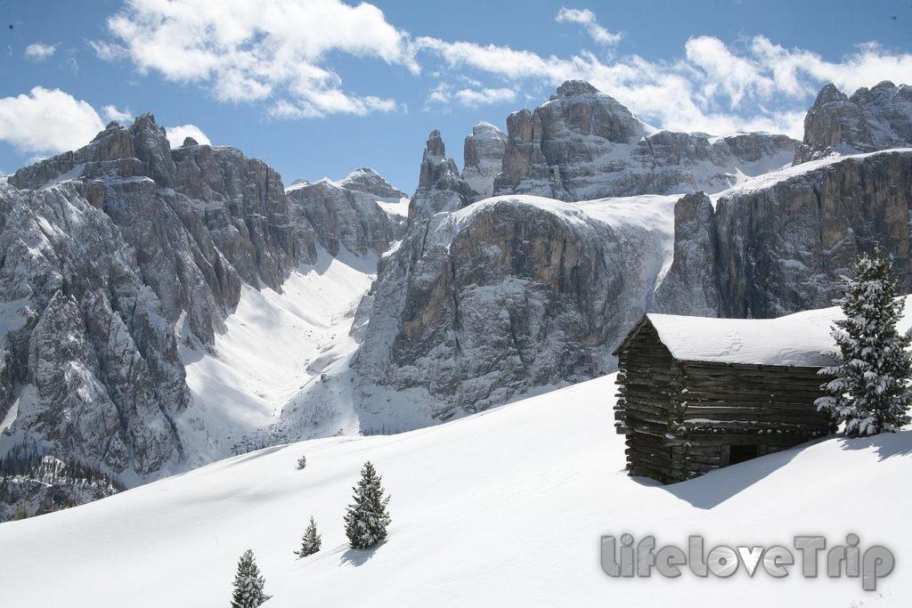 Итальянский курорт Альта Бадия встретит красивыми пейзажами