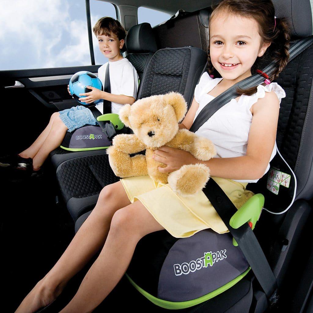 всегда перевозите ребенка в машине в автокресле