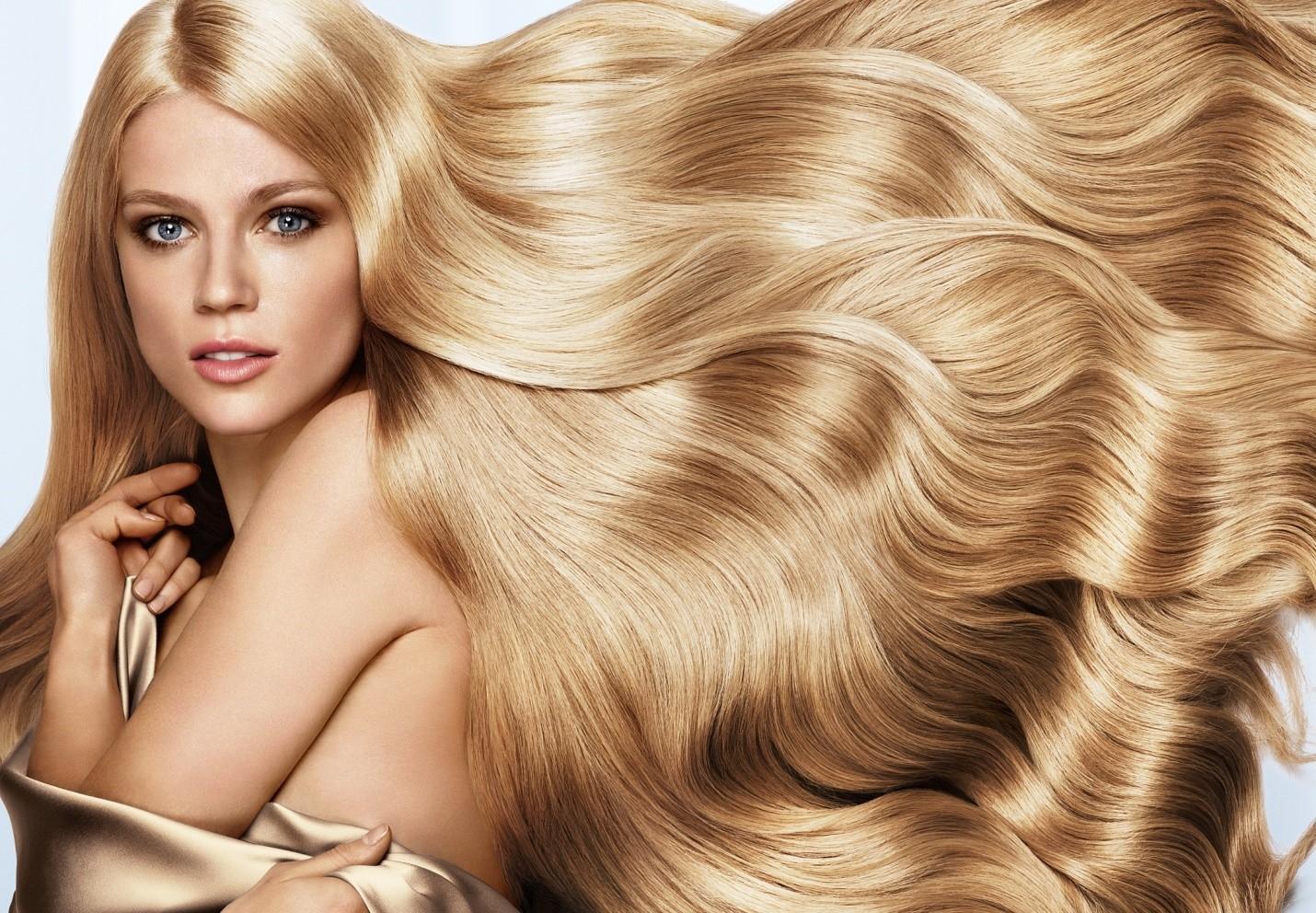 роскошные волосы - это всегда красиво