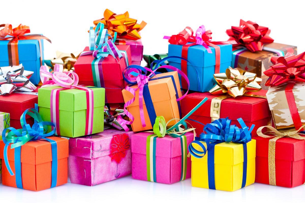 красиво упакованные подарки всегда по душе