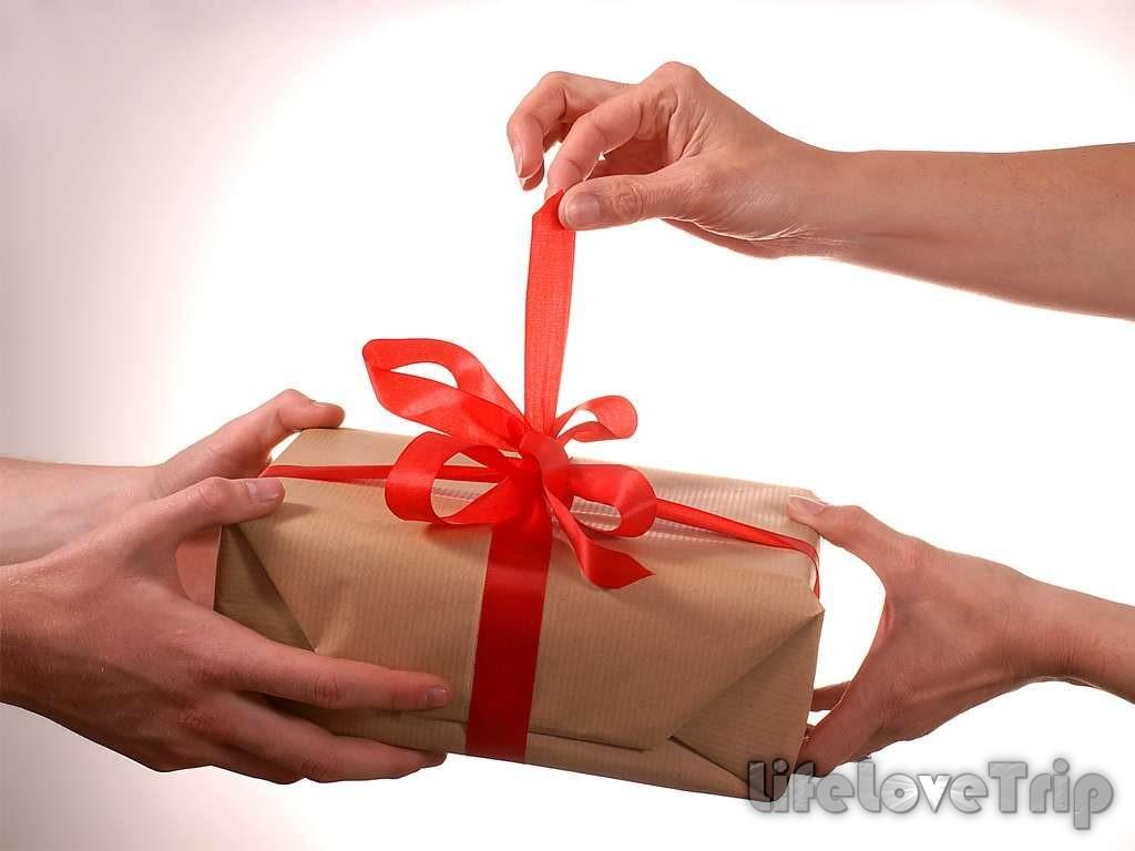 подарок от любимого самый желанный