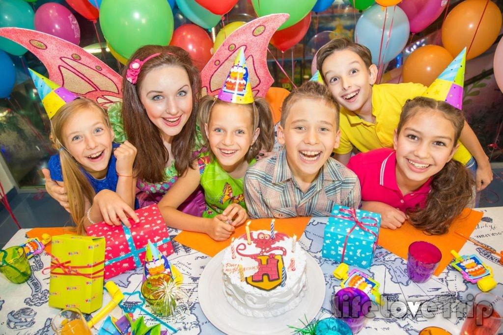шарики и подарки создадут незабываемую атмосферу на празднике вашего ребенка