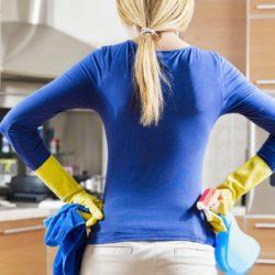 чистота на кухне - залог здоровья семьи