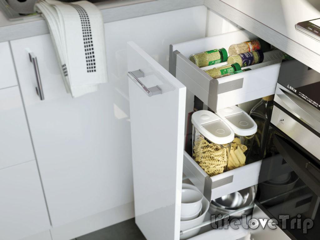 правильная организация вещей на кухне залог порядке