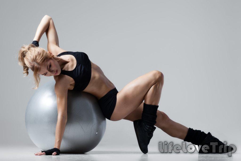 здоровое тело требует постоянных тренировок
