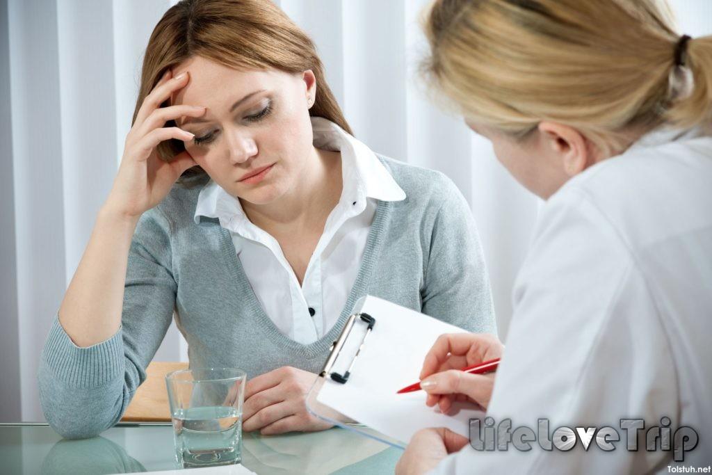 не затягивайте с походом к врачу при возникновении боли