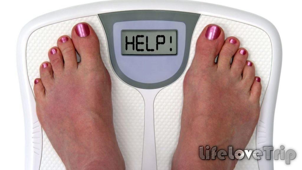 лишний вес сокращает жизнь