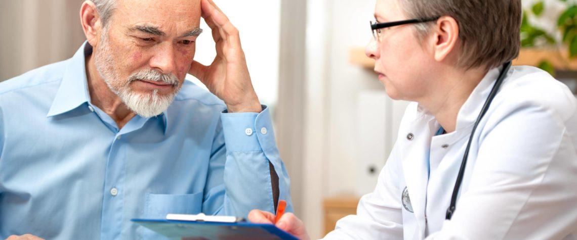 Здоровье мужчин подрывается и нежеланием посещать врача.