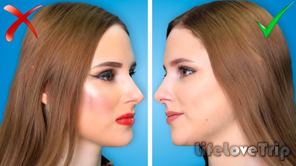 расставляйте акценты в макияже на чем-то одном