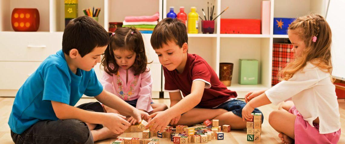 детские сады в Испании предоставляют множество вариантов развития детям