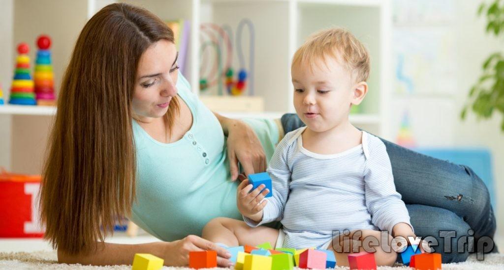 контакт мамы и ребенка крайне важен для развития