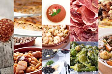 Традиционная летняя испанская кухня
