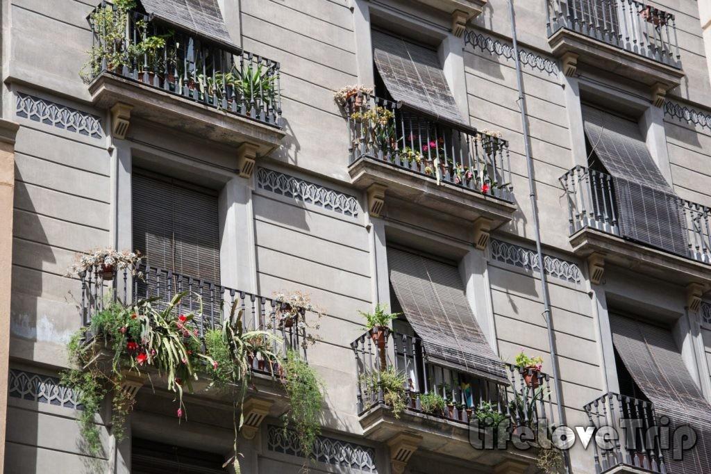квартира в центре Барселоны может приносить стабильный доход