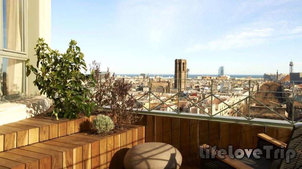 самые дорогие районы Барселоны постоянно привлекают иностранных покупателей