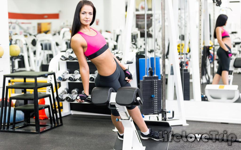 выбирайте по одному упражнению на каждый вид мышц