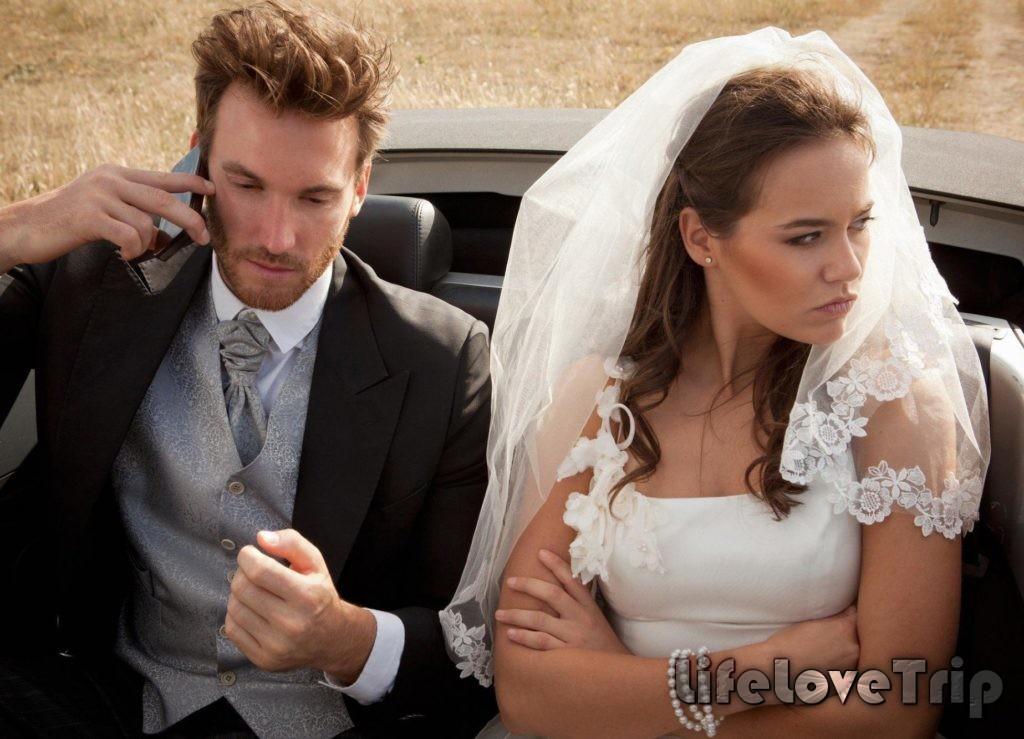 решайте важные вопросы до свадьбы
