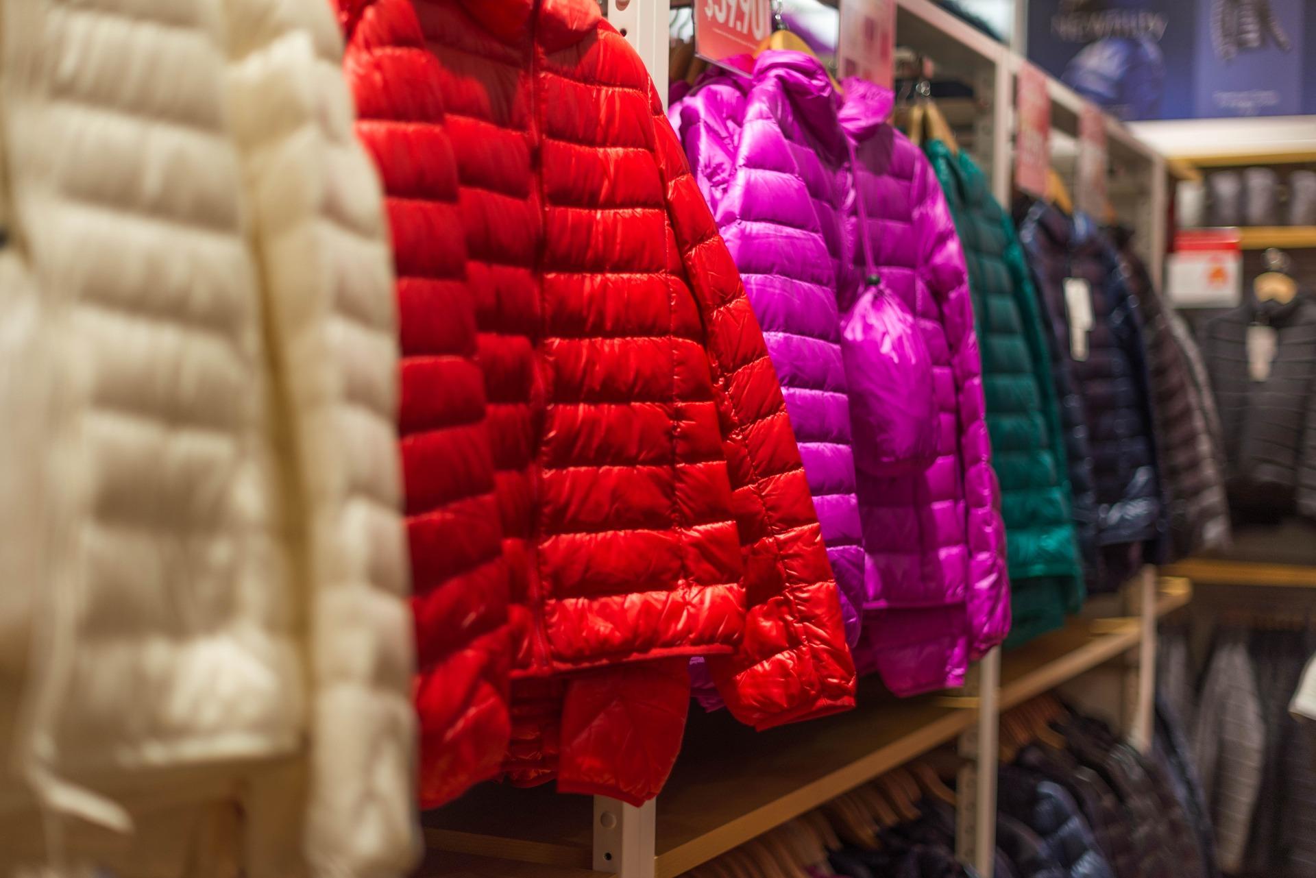 выбирайте удобную и легкую куртку