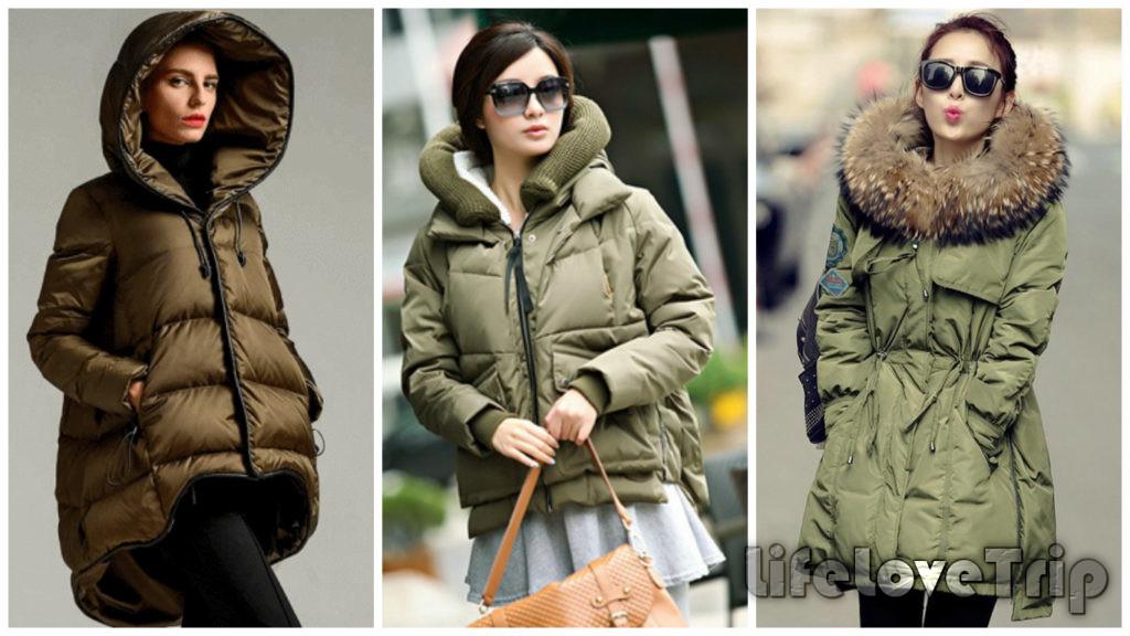 короткие зимние куртки удобны автомобилистам
