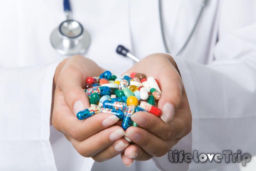 Применение препаратов для похудения может нарушить гормональный фон.