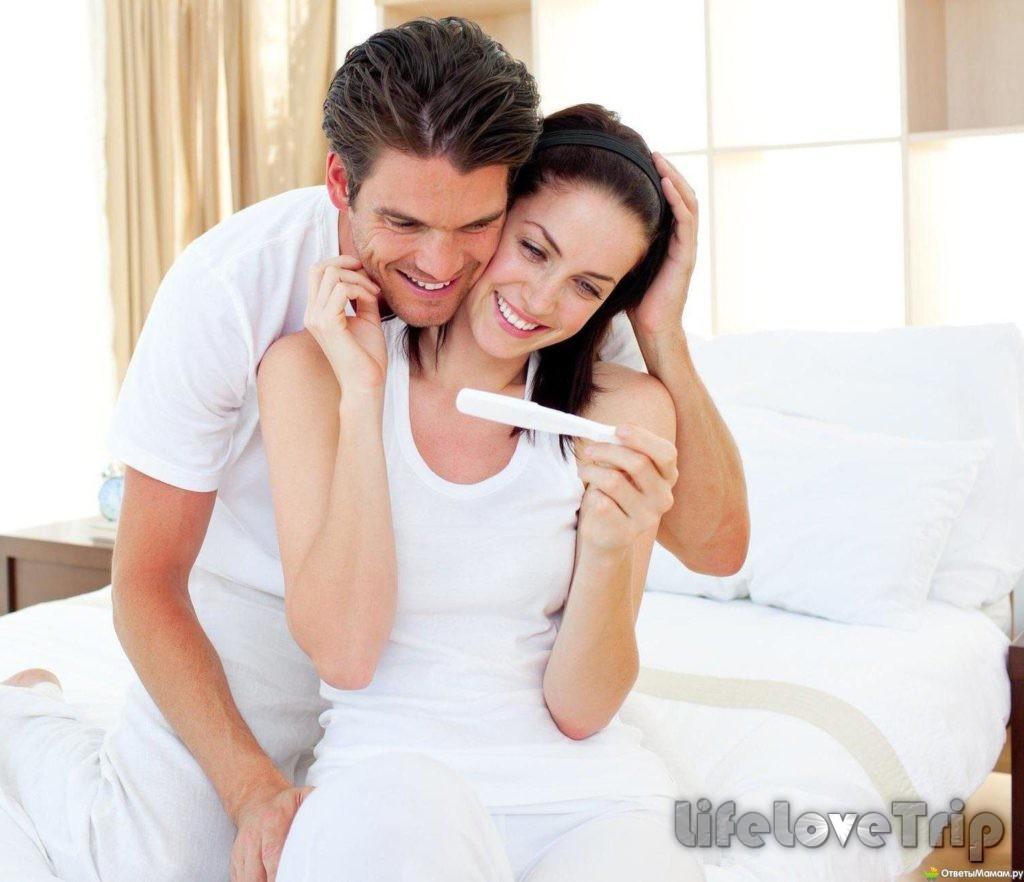 Беременность - главная причина задержки месячных.