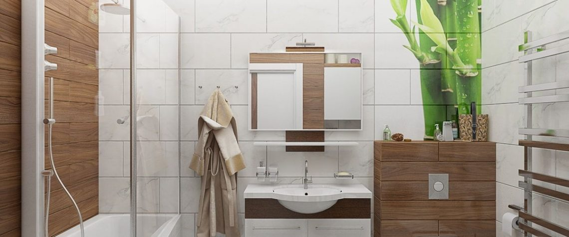 Мебель для ванной комнаты должна быть обработана от грибка.