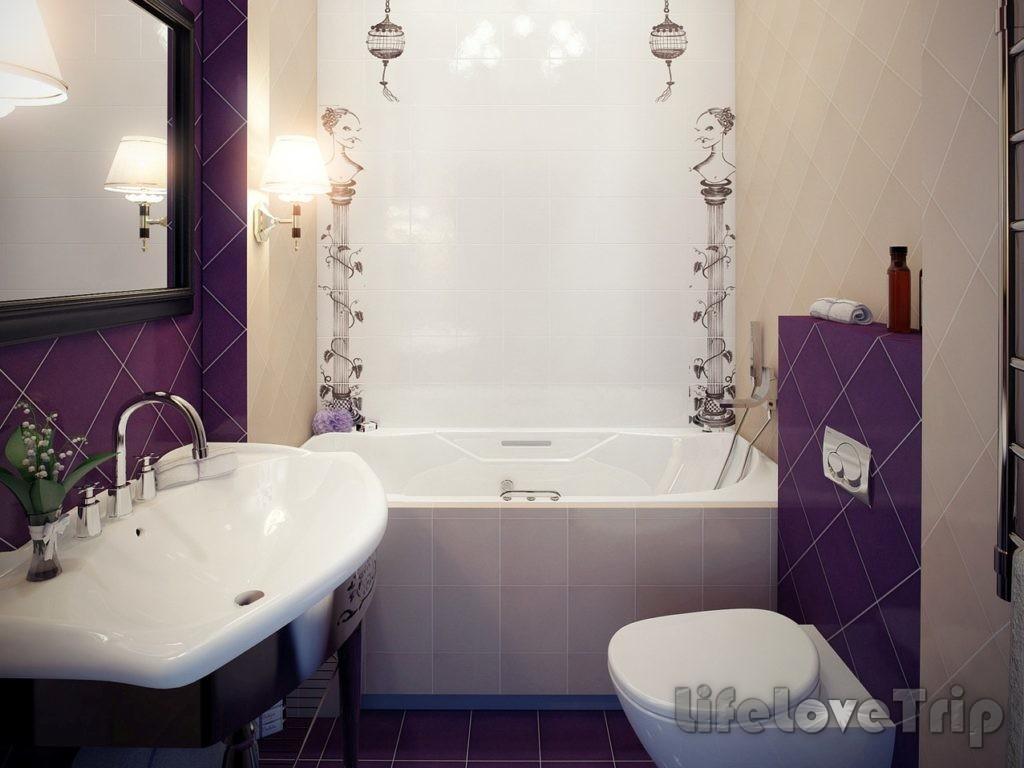Сантехнику для ванной комнаты можно выбирать на свой вкус и исходя из размеров помещения.