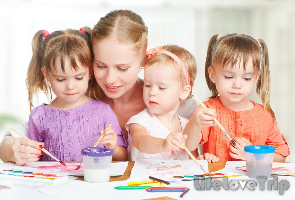 Посещение детского сада важный этап социализации ребенка.