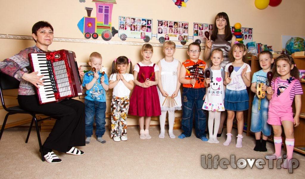 Группы дошкольного воспитания подготовят ребенка к школе.