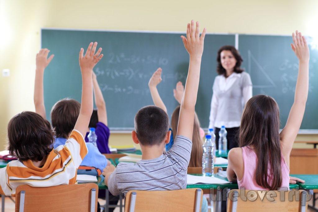 Школа классического типа воспитает в ребенке ответственность.