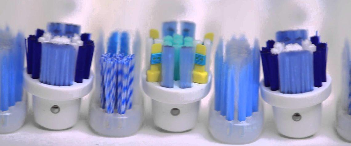 Как выбрать зубную щетку правильно.