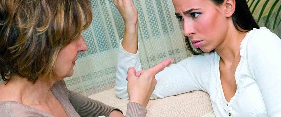 Как перестать постоянно ругаться со свекровью?