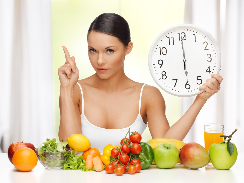 Витаминном-белковая диета для оптимистов.