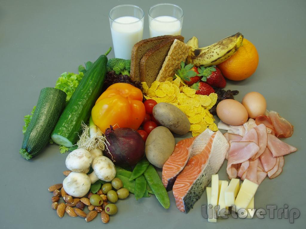 Витаминно-белковая диета позволяет худеть без чувства голода.