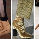 Замшевая обувь зимой: как правильно ухаживать?