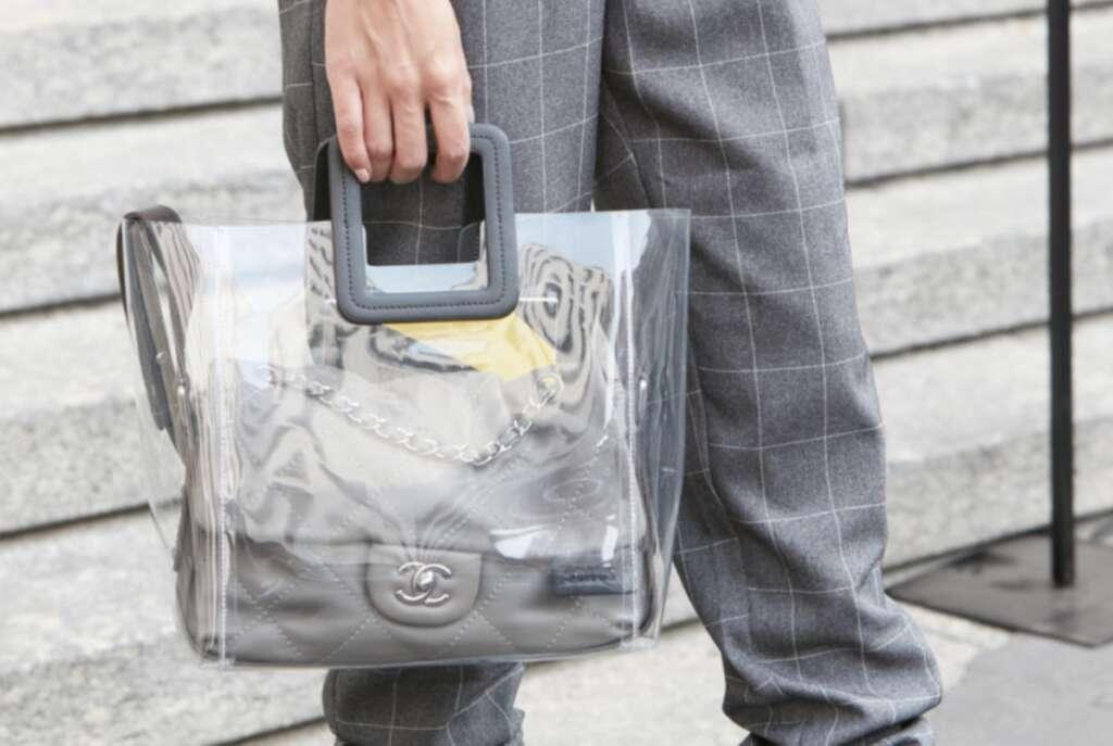 Модные брюки в клетку