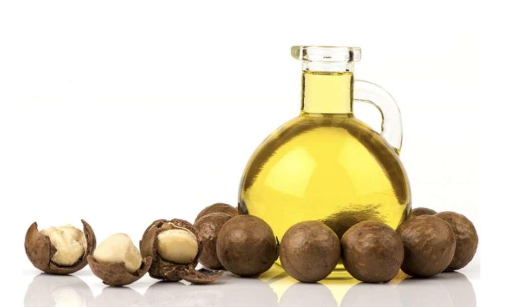 полезное масло макадамии